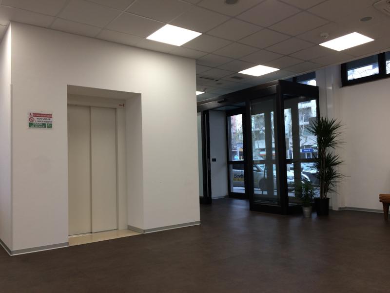 RFI Sanitario - Trieste - Arredamento ufficio