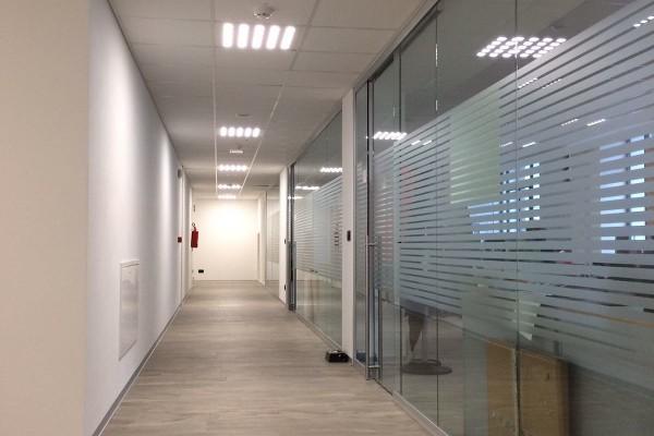 Mobili Per Ufficio Trieste : Nuovo palazzo direzionale rfi ex magazzino c trieste