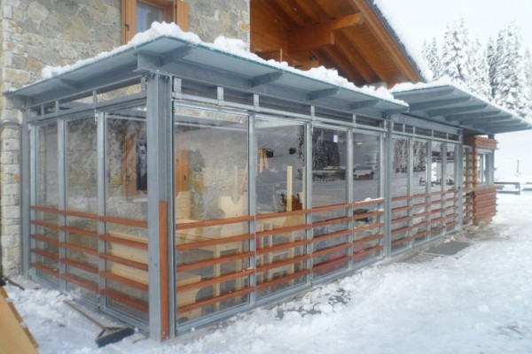 Design strutture panoramiche